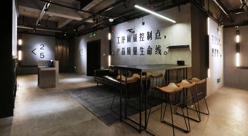 Black Gold Factory Boutique Design Hotel In Shenzhen Room Deals Photos Reviews