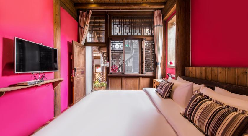 Double Room 想住美宿(騰沖和順悅己情感店)(原和順悅己情感客棧) (Heshun Pleasure Me Inn)