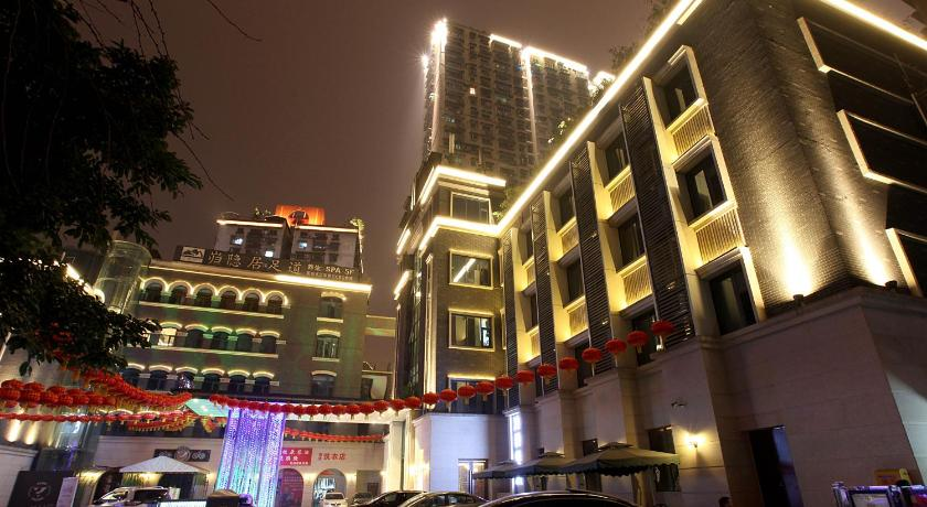 Best time to travel Chongqing City Home Apartment 6 Hotel