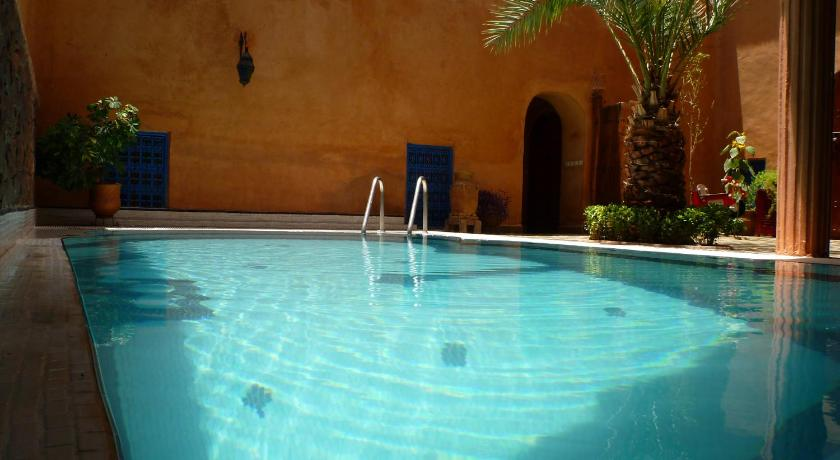 Best time to travel Morocco Riad Timadrouine