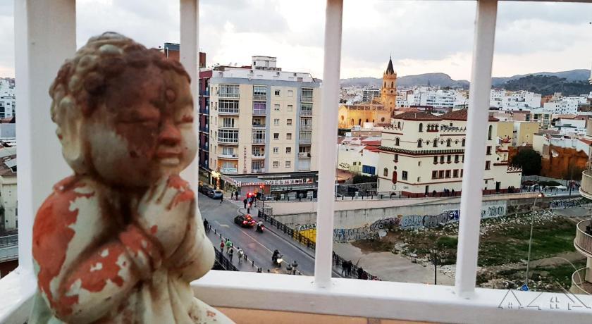 Atico Exclusivo Con Terraza Centro Historico Malaga Booking