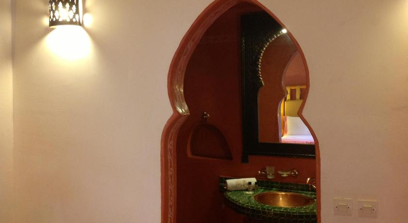 Standard Double Room Riad Timadrouine