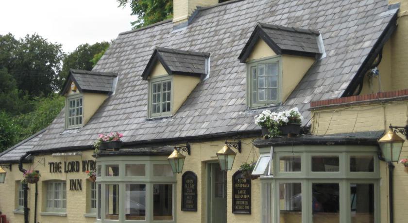 The Lord Byron Inn Cambridge