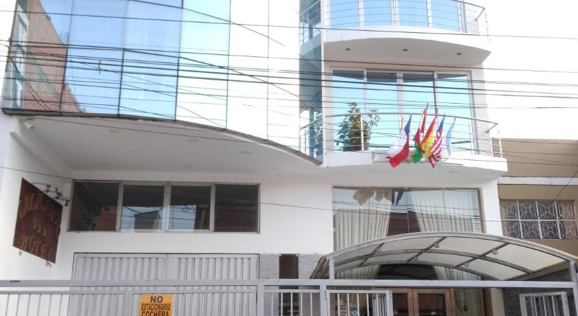 Calicanto Hotel Huanuco Ofertas De último Minuto En