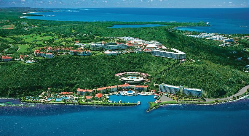 Best time to travel Puerto Rico El Conquistador Resort