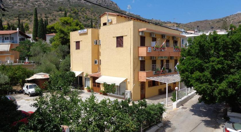 Katerina Hotel Prices Photos Reviews Address Greece
