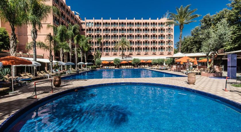 Best time to travel Morocco El Andalous Lounge & Spa Hotel