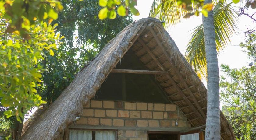 Deluxe Double Room with Garden View Turtle Cove Lodge