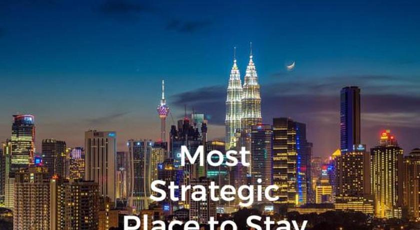 Bintang Fairlane Service Apartment - Heart of Kuala Lumpur
