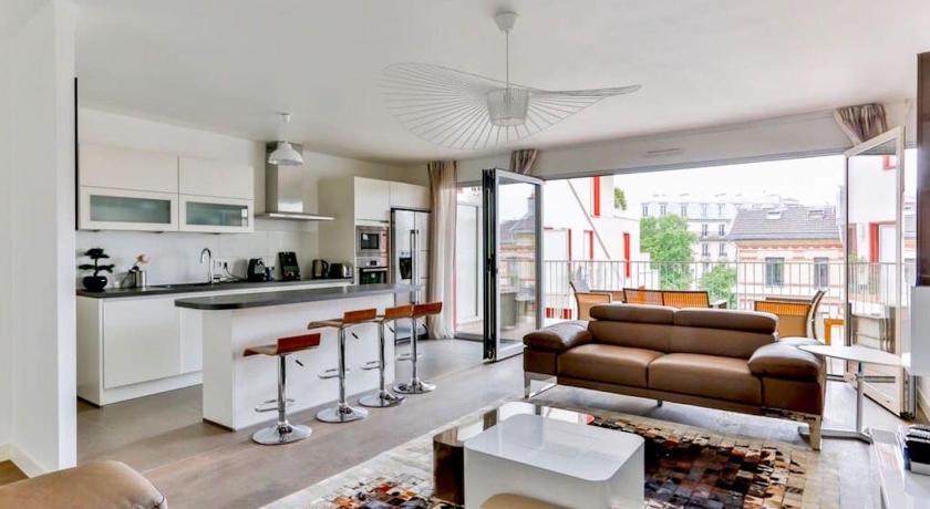 Paris Pont Cardinet 3 Chambres Terrasse France 2020 Reviews