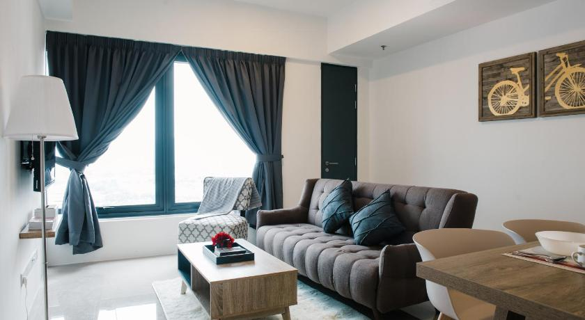 The Oak l 3 Bedrooms @ Tropicana Macalister Georgetown Penang