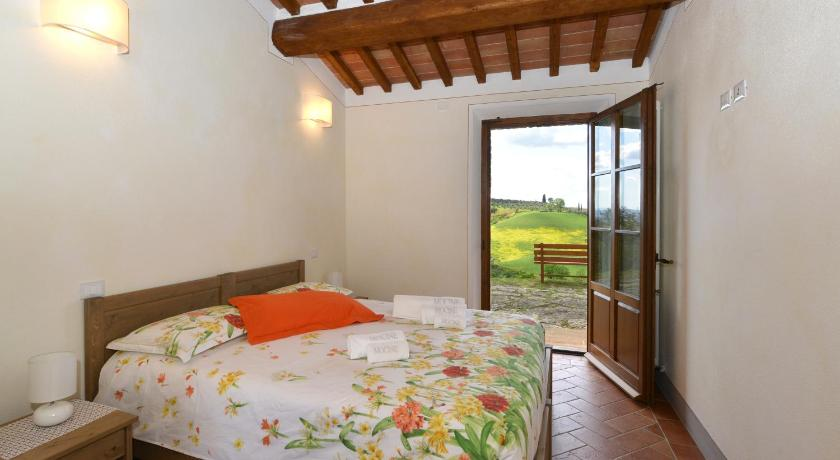 Double Room Agriturismo Mocine