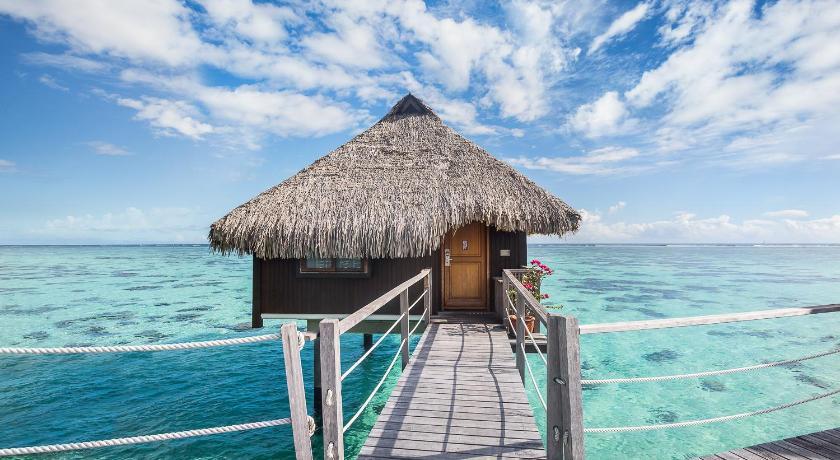 Hilton Moorea Lagoon Resort Spa Bp 1005 Papetoai Papetoai