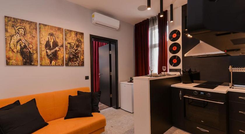 Book Sofia Dream Apartments - Rock\'n\'Roll One Bedroom ...