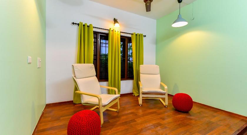 Standard Double Room 1BR Spacious Homestay in Vennala