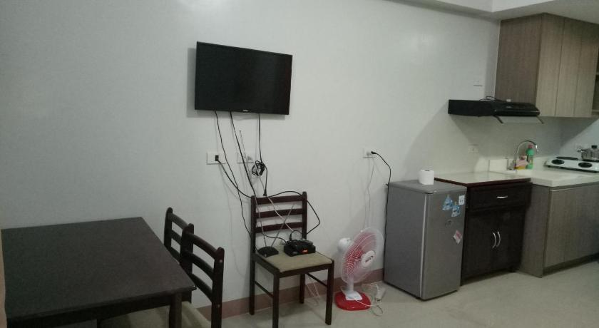 Spacious fully-furnished Studio unit