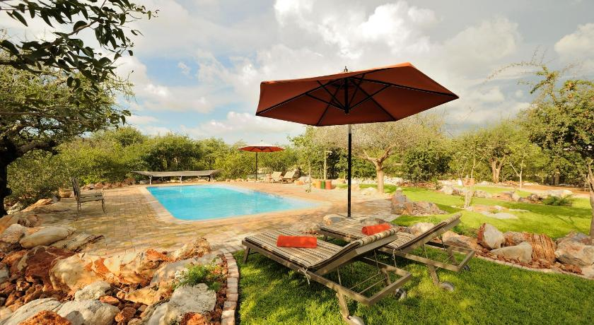 Best time to travel Namibia Etosha Village