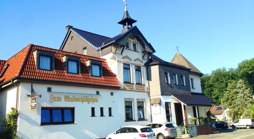 Best time to travel Bielefeld Hotel Waldschlösschen