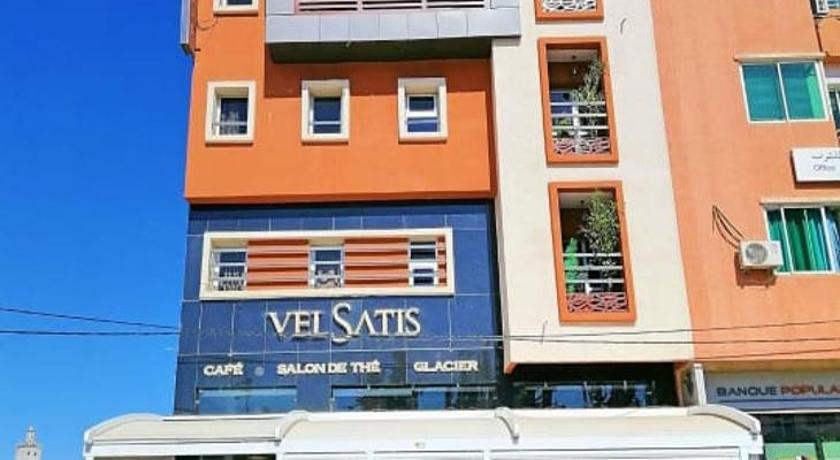 Best time to travel Beni Mellal Hotel VELSATIS