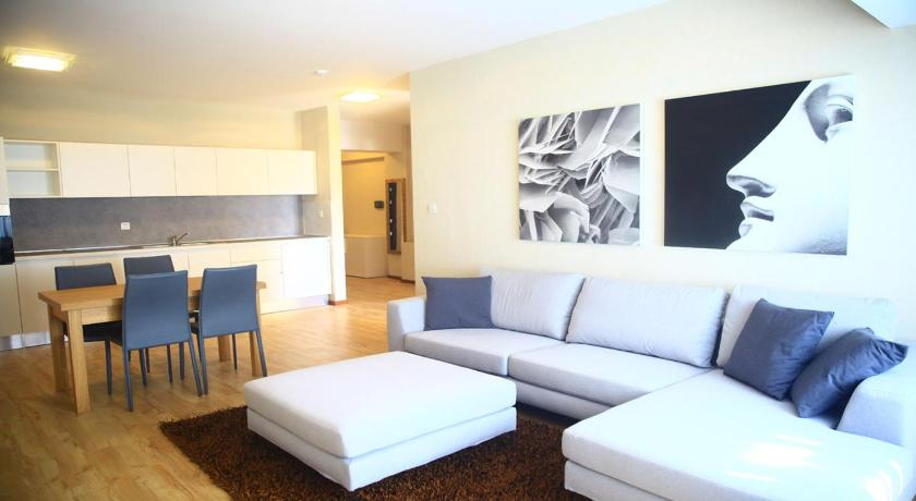 Mer om IMR serviced apartment