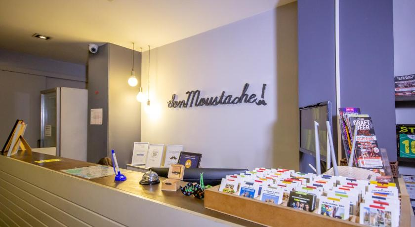 Don Moustache Boutique Hostel - Barcelona