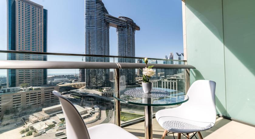 One-Bedroom Apartment Yanjoon Holiday Homes - Burj Vista Apartments