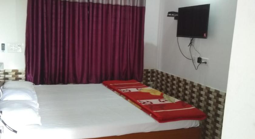 Deluxe Double Room with Balcony Birbhum Guest House