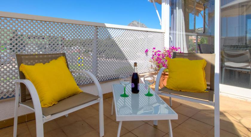 Apartment Residencial Mar de Javea