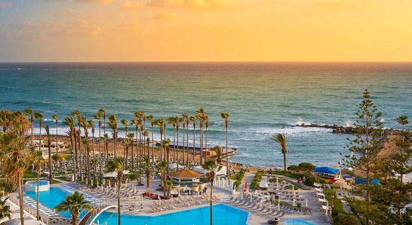 Leonardo Plaza Cypria Maris Beach Hotel Spa Paphos Ab 161