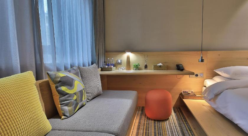 Double Room EBO Hotel(Hangzhou West Lake)