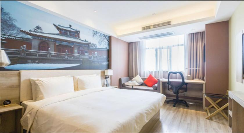Superior Double Room Atour Hotel Nanjing Presidential Palace Branch