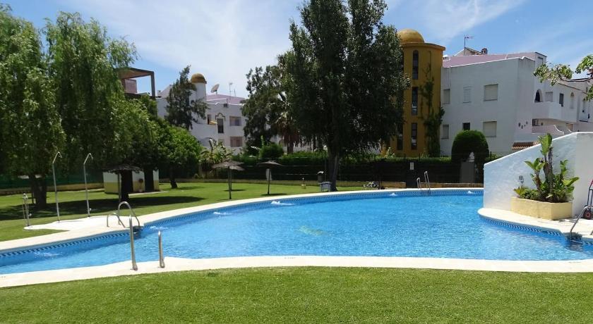 Best time to travel Costa de la Luz Playa Barrosa. Aire acondicionado Piscina Barbacoa
