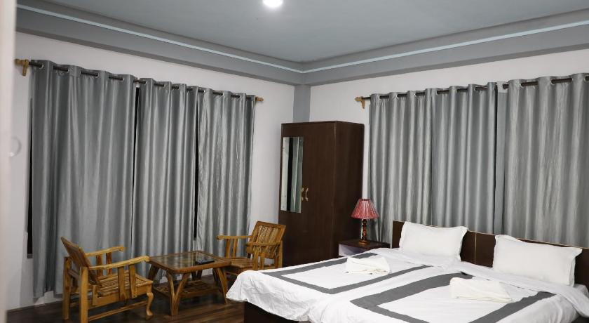 Deluxe Double Room Norzom Villa