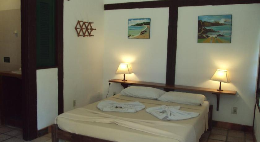 Standard Double Room Pousada Barla Inn