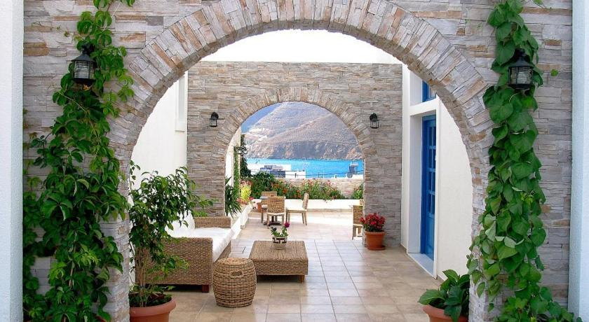Best time to travel Patmos Karkisia Hotel