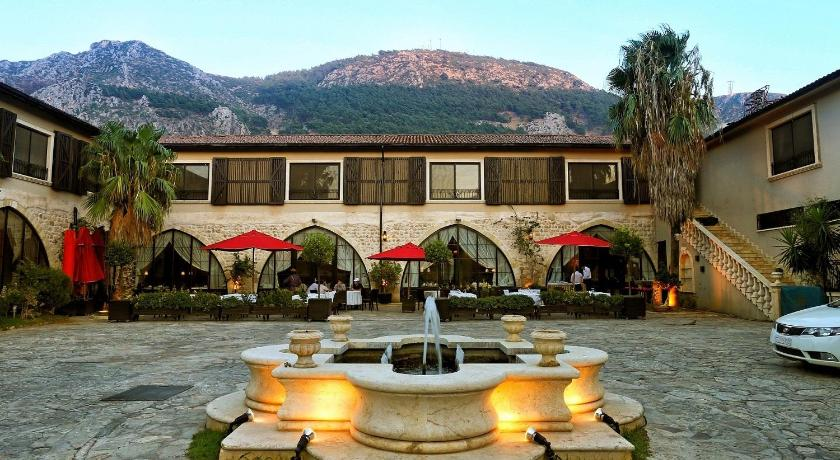 Best time to travel Antakya Savon Hotel