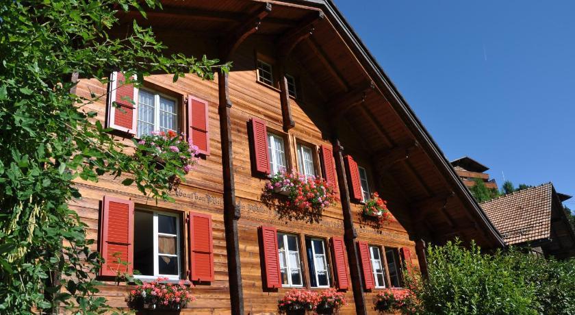 Best time to travel Switzerland Chalet Allmegrat