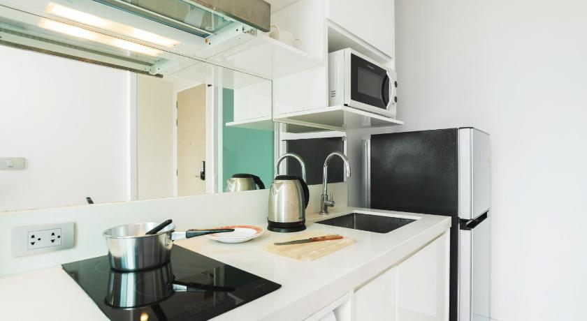 Apartament typu studio The Sky Sukhumvit By Favstay