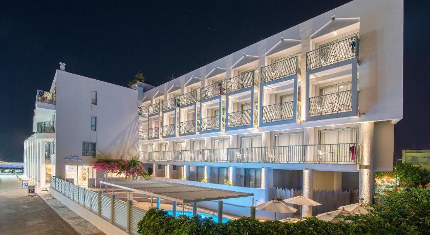 Best time to travel Greece Alia Beach Hotel