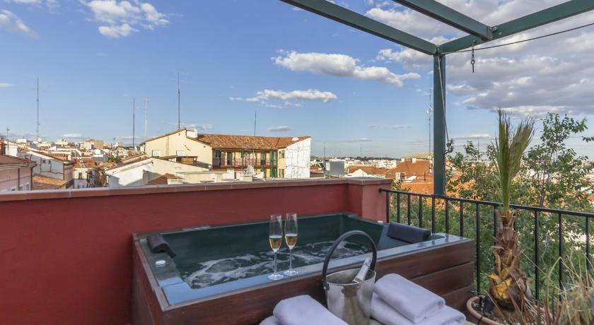 Best time to travel Madrid Design luxury penthouse madrid center
