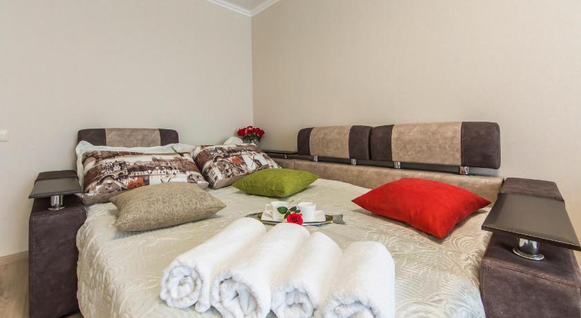 The best rest in this stylish, cozy apartament.