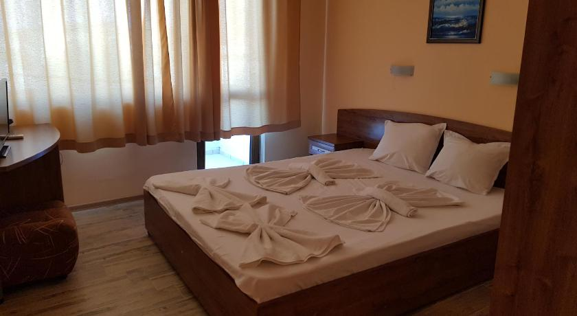 Double or Twin Room with Balcony Vladimirov Guest House