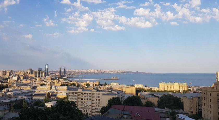 Double Room with Sea View Baku Sea View Hotel