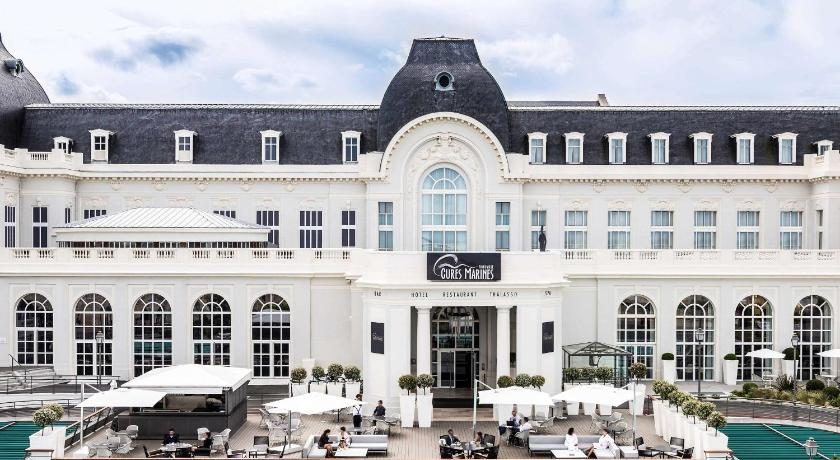 Cures Marines Trouville Hôtel Thalasso & Spa - Mgallery Collection