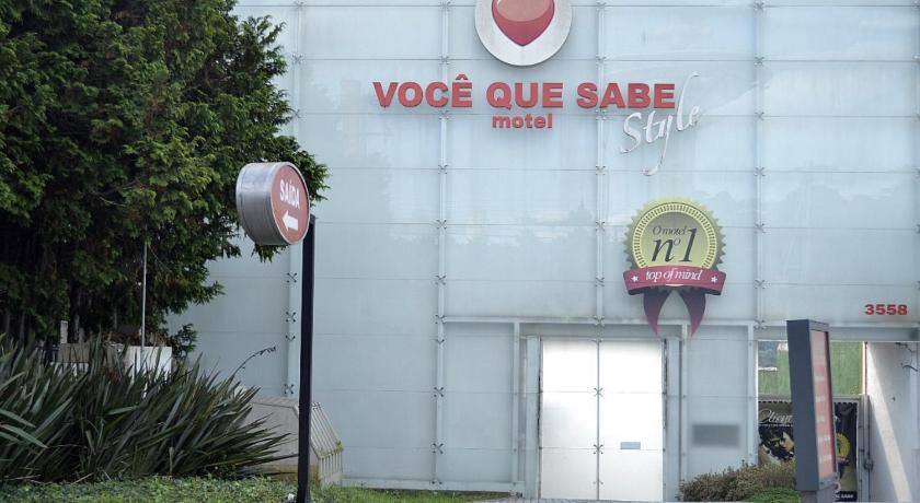 Motel Voce Que Sabe (Adult Only)