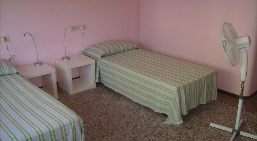 Double or Twin Room with Shared Bathroom Train Station Guesthouse