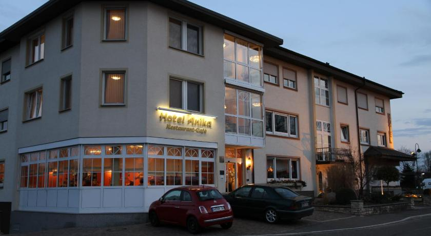 Best time to travel Germany Hotel Anika