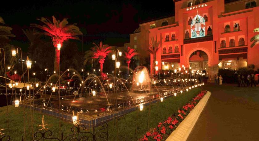 Best time to travel Morocco Sofitel Marrakech Palais Imperial