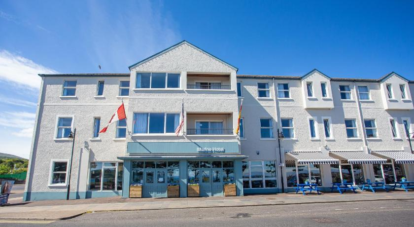 More about Marine Hotel Ballycastle