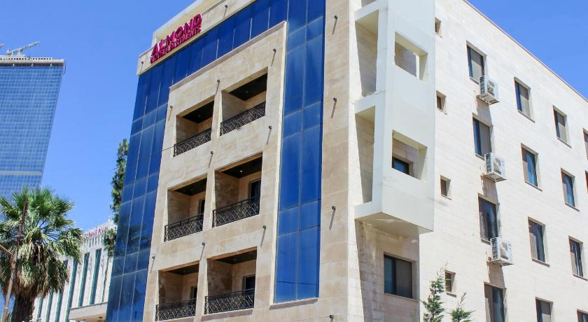 Best time to travel Jordan Almond Hotel Apartments